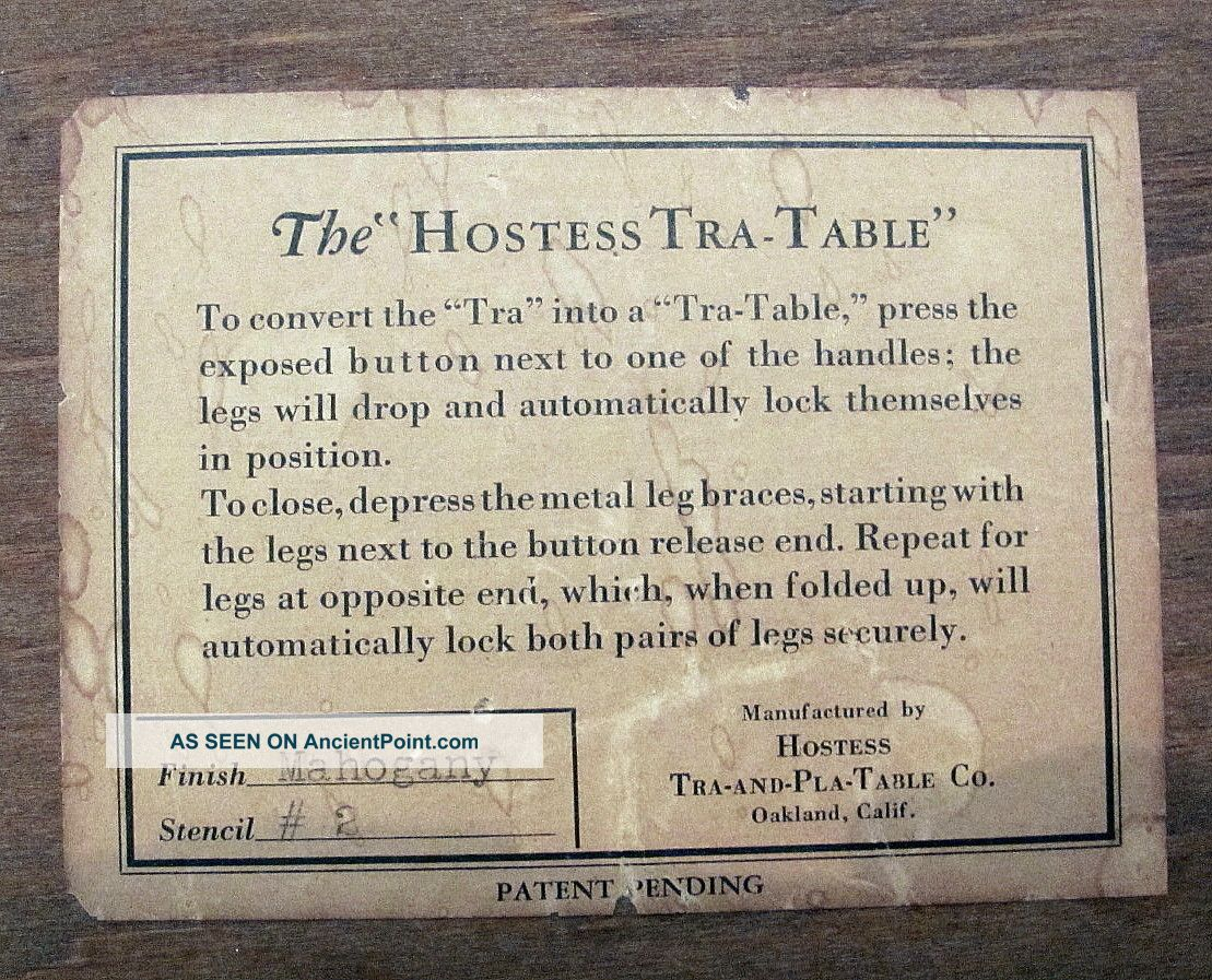 Outstanding Hostess Tray Table 1109 x 897 · 297 kB · jpeg