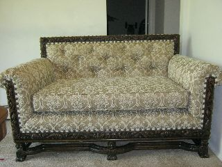 Antique Century Sofa photo