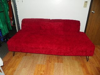 Vintage 50 ' S/60 ' S Couch Excellent photo
