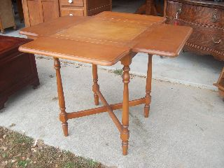 Unique 4 Drop Leaf Table photo