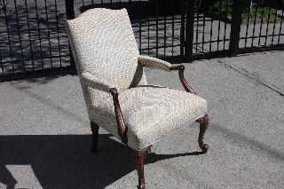Mid Century Arm Chair photo