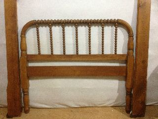 Antique Spool Bed photo