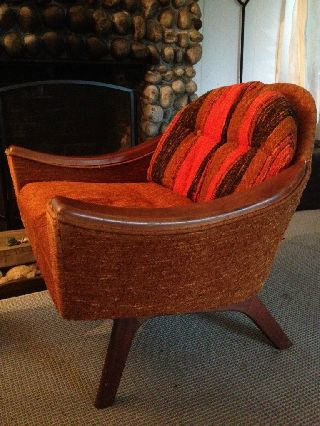 Pair Of Adrian Pearsall For Craft Associates Lounge Chair C1960s - All photo