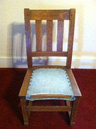 Stickley All Youth Rocking Chair photo