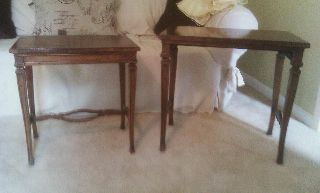 Nesting/stacking Tables,  End Tables,  Heritage photo