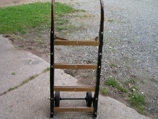 Refinished Hand Cart photo