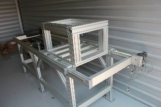 Mini Tec Industrial Motorized Work Table photo