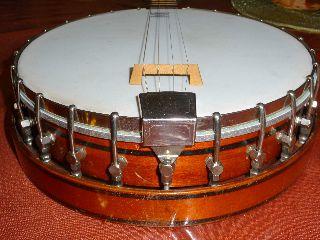 Antique Tenor Banjo Circa 1920 photo
