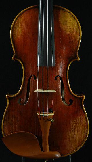 Fine Italian Violin Labeled Nicolo Fratti C.  2001 4/4 Old Antique Model.  Violino photo