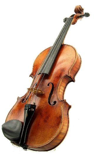 John Juzek Master Art Violin In Mint Condition - photo