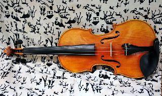 Sandro Arassich Italian Label Violin photo