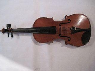 Child ' S Conservatory Handmade Violin photo