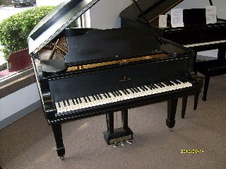 Antique Steinway Piano photo