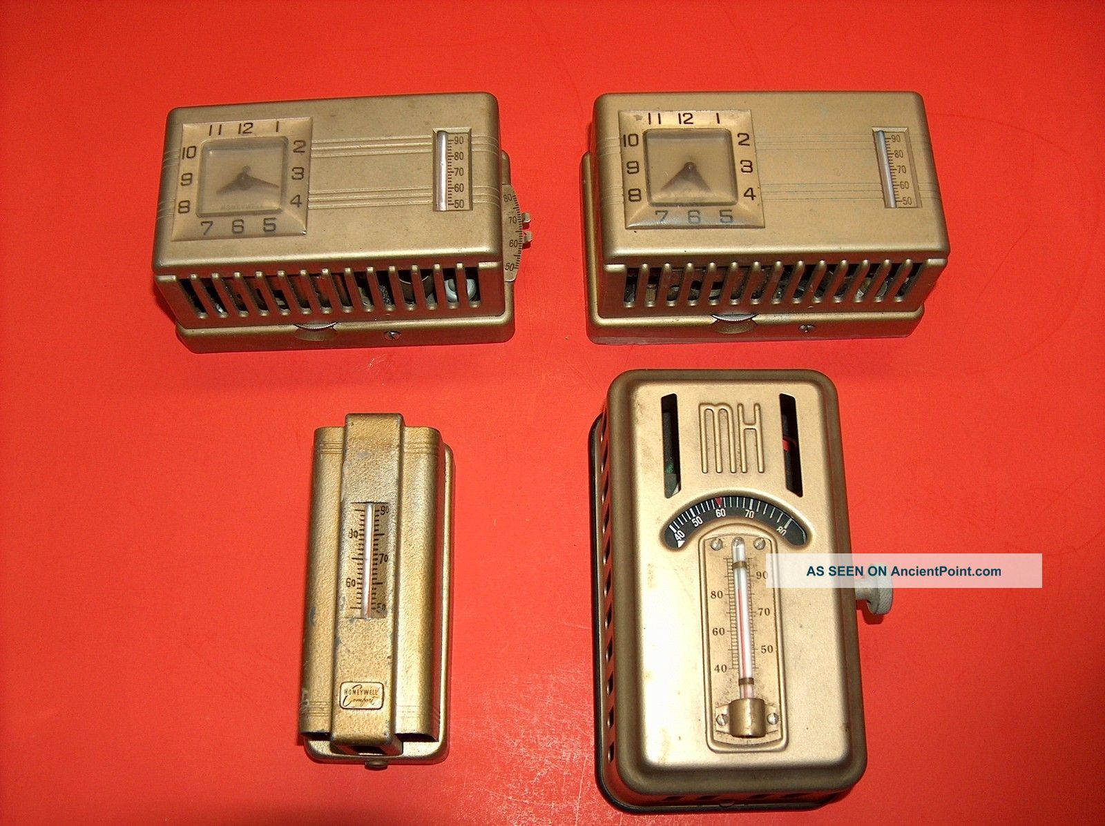 Old Honeywell Thermostats Thermostat Manual