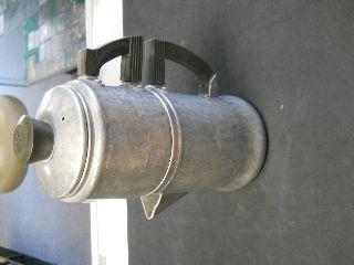 Wearever 2 Cup Coffee Perklator 3042 Aluminum In Very photo