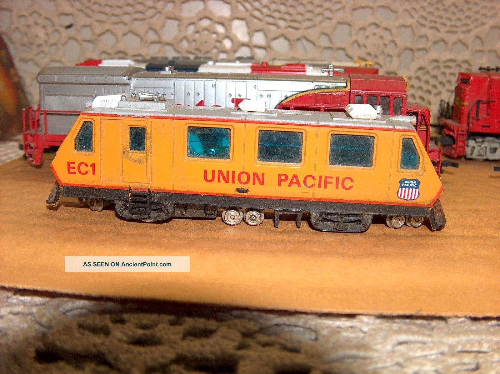 Ho scale electric locomotives videos