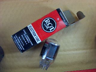 Vtg Rca Electron Vacuum 6jn6 Ham Radio Tv Cb Amp Phono Tube Made In Usa ~nos~ photo