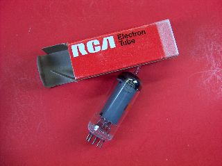 Vtg Rca Electron Vacuum 5763 Ham Radio Tv Cb Amp Phono Tube Made In Usa ~nos~ photo