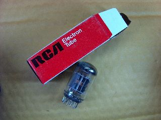 Vtg Rca Electron Vacuum 6af11 Ham Radio Tv Cb Amp Phono Tube Made In Usa ~nos~ photo
