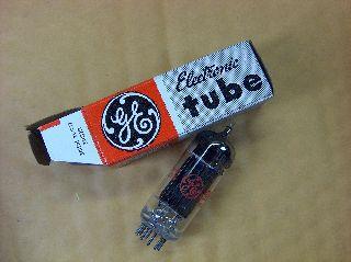 Vtg Ge Vacuum Electron Tube 10de7 Ham Radio Tv Cb Amp Phono Made In Usa ~nos~ photo