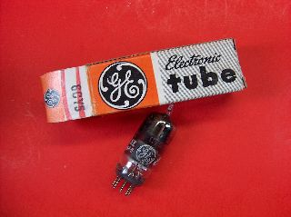 Vtg Ge Electron Vacuum 6cy5 Ham Radio Tv Cb Amp Phono Tube Made In Usa ~nos~ photo