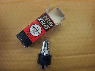 Vtg Amperite Electron Vacuum 12n030 Ham Radio Cb Amp Delay Relay Tube Usa ~nos~ photo