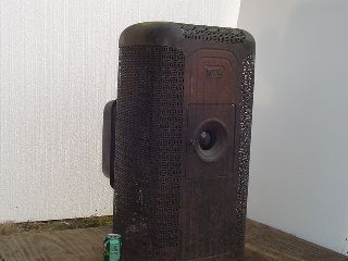 Vintage Duo Therm Oil Burning Stove Heater Furnace Kerosene Antique Local Pickup photo