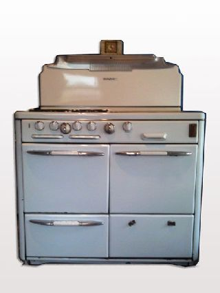 Roper Grayson Antique Stove / Double Oven / Griddle photo