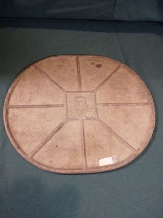 Antique Mca Co.  Cast Metal Aluminum Hot Plate Trivet photo