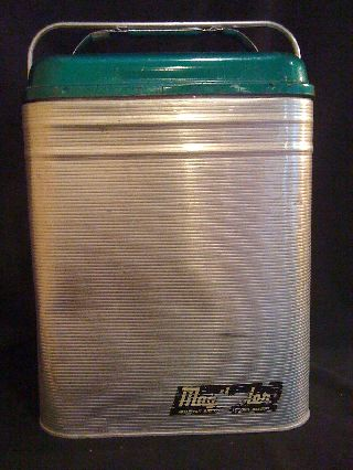 C.  1950 ' Magikcooler ' By Metalcraft Mfg.  Corp. photo