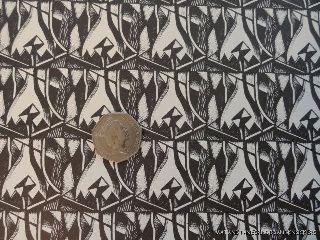 Art Deco Paul Nash Curwen Press Decorative Paper photo