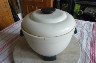 Art Deco Thermos Bakelite Ice Bucket photo