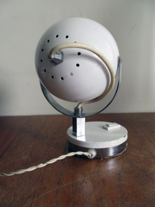 Art Deco / Modernist Adjustable Table Or Wall Lamp.  Eames,  Panton photo