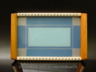 Top Vanity Or Serving Jazz Tray German Vintage Art Deco Bauhaus Geometrical photo