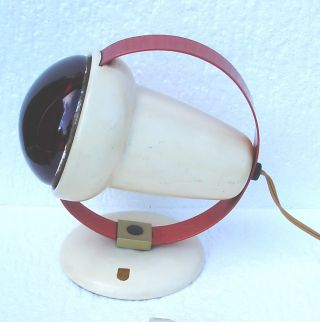Vint.  Art Deco - Philips - Indusrial Lamp photo