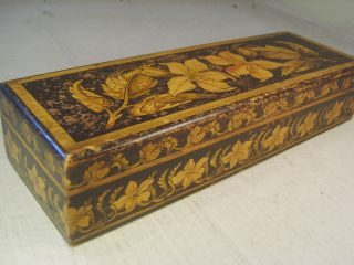Vintage Art Nouveau Box photo