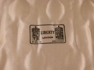 Mint Condition Liberty & Co Teaspoon Case. photo