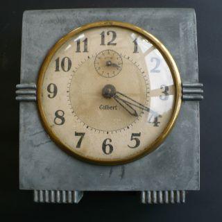 Mantle Clock - Vintage; Art Nouveau photo