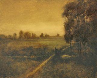 California Plein Air Impressionist Landscape Arts And Crafts Style S J Studio photo