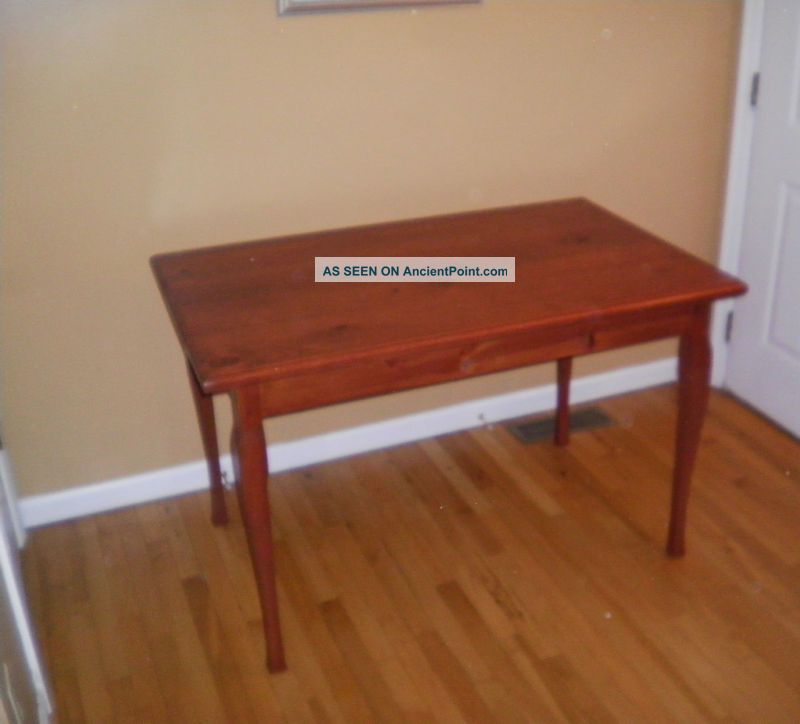 Kitchen tables in wood types of wood - Kitchen table reclaimed wood ...