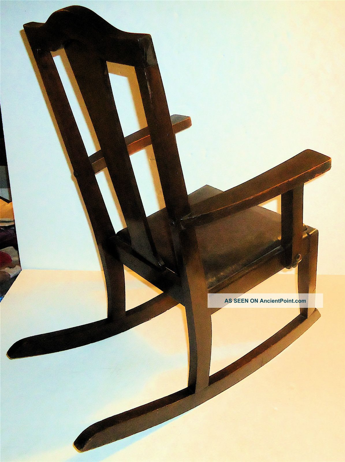 Antique rocking chair styles for pinterest