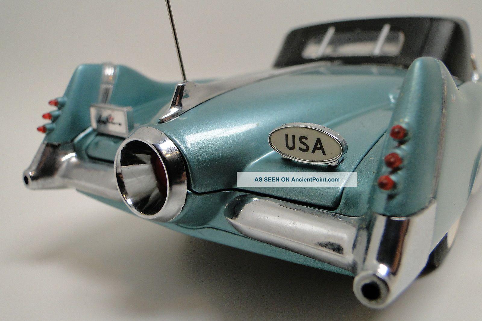 Rare Vintage Classic Custom Street Rod Auto Show Car 1 Hot Buick ...