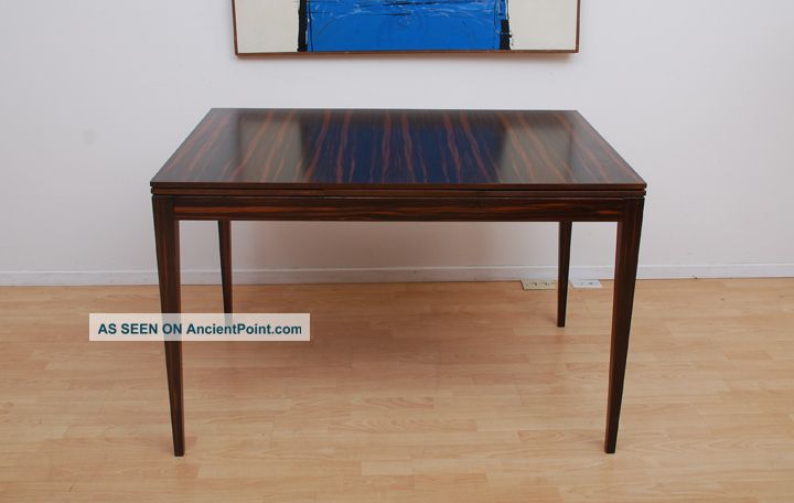 Dining table mid century modern danish dining table