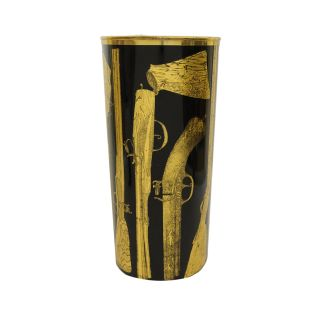 Piero Fornasetti Rifle Umbrella Stand - Signed,  With Pan photo