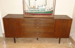 Rare Harvey Probber Credenza ~ Side Board/ Dresser Mid Century Chest Eames Era photo