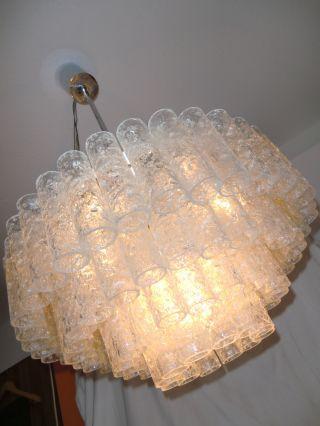 Old German Ceiling Lamp Mid Century 60 ' S / 70 ' S Years Doria photo