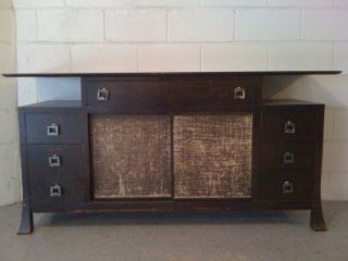 Rut Ro Rare C.  1950 Furniture Guild Of California Sideboard - - Must See photo