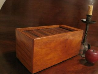 Antique 1800 Wooden Treen