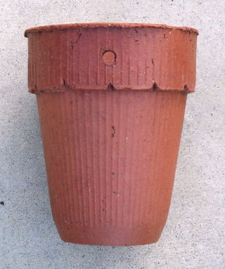 Antique Clay Turpentine Drip Pot - Vintage North Florida photo