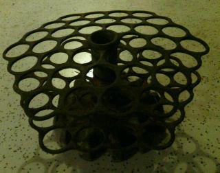Heavy Metal Flower Arrangement Frog photo
